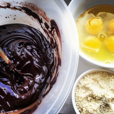 healhty brownie mix