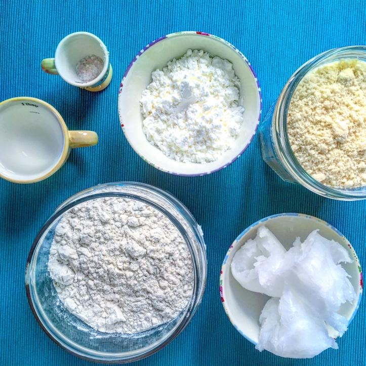 Gluten & Dairy Free Pastry