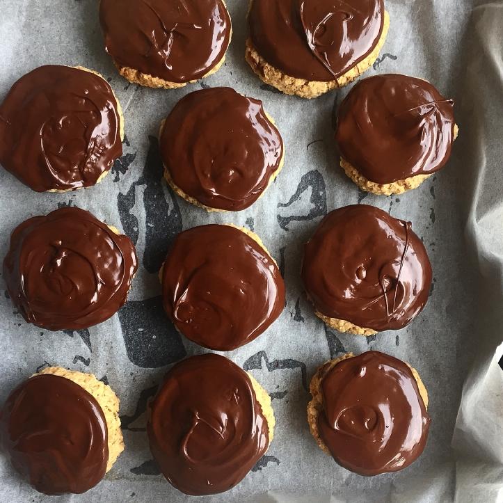 Chocolate Oaties 4