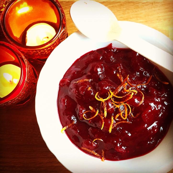cranberry sauce 5